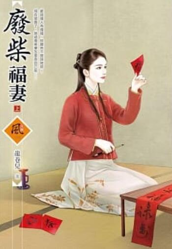 龙卷儿小说《废柴福妻 上》封面图