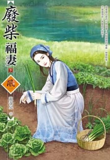 龙卷儿小说《废柴福妻 下》封面图