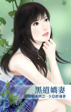 舒浅小说《黑道娇妻》封面图